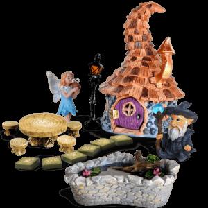 Hidden Hollow Wizard Garden Kit