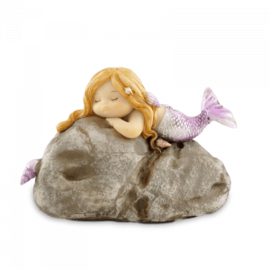 Little Mermaid on a Rock
