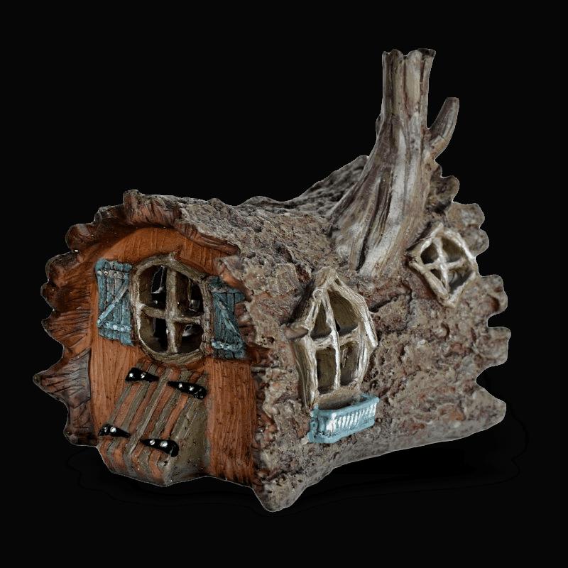 Log House_R