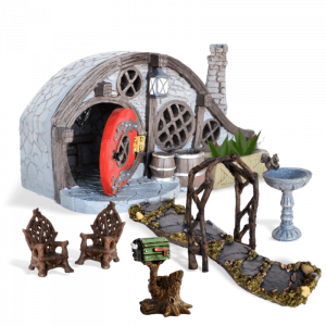 Snerg's Bungalow Hobbit Garden Kit