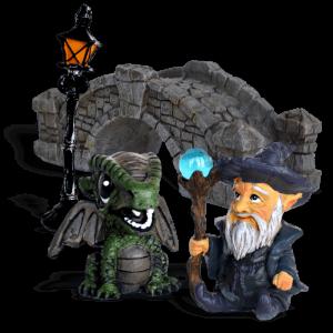 Spellbinder's Wizard Garden Kit