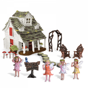 Sweet Meadows Fairy Garden Kit