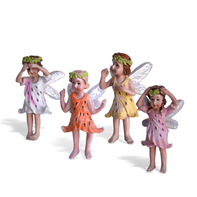 Mini Fairy Figurine Pack