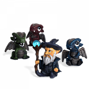 Dragon Keeper Pack
