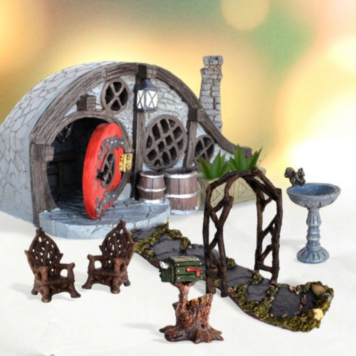 Snerg's Bungalow Fairy Garden Kit