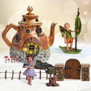 Whistling Woods Fairy Garden Kit