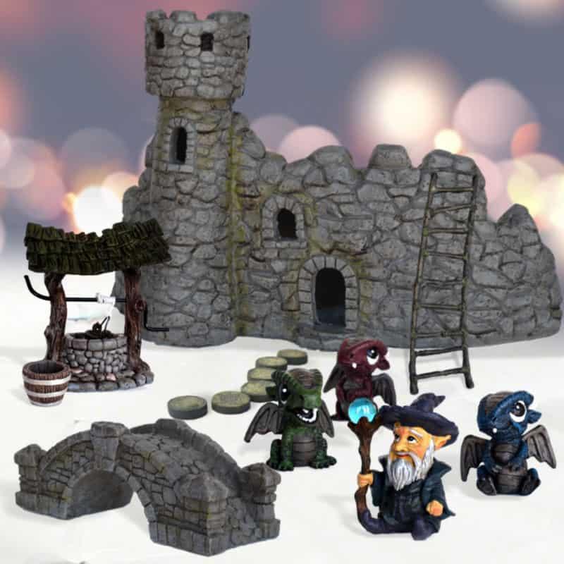 Wizards Watchtower Dragon Garden Kit