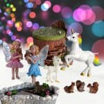Forest Friends Unicorn Garden Kit