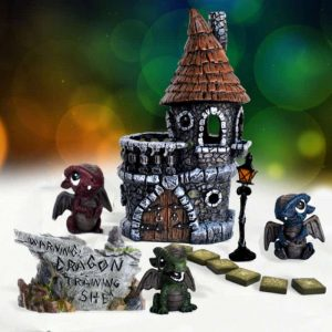 Flying School Dragon Garden Kit