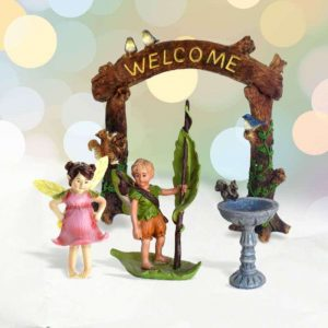 Friends Place Fairy Garden Kit