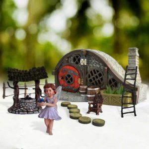 Elvellon Tangle Fairy Garden Kit