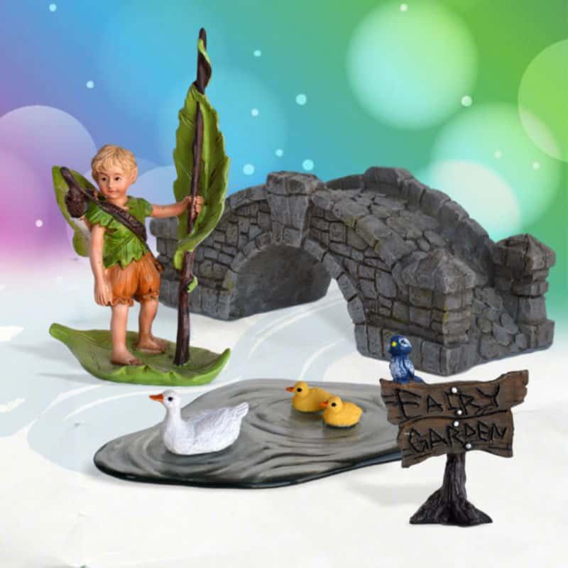 Bóann's Spring Garden Mini Kit