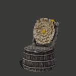 Bushel Basket Chair