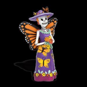 Sugar Skull Butterfly Fairy Catrina