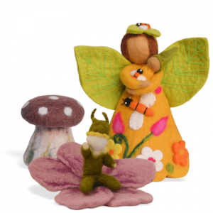 Fairy Garden Softies