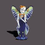 Sugar Skull Luna Fairy Catrina