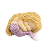 Little Mermaid Sleeping