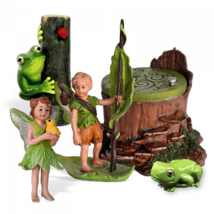Croakley Creek Fairy Garden Kit