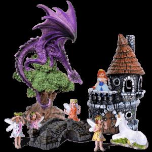 Fairy Tale Fairy Garden Kit
