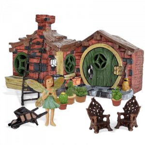 Heartwood Homestead Fairy Garden Kit