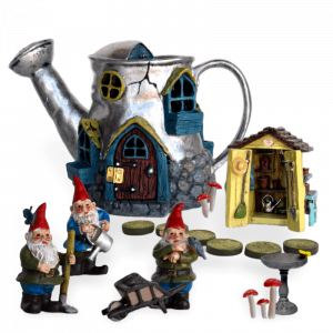 Home For Gnomes Garden Kit