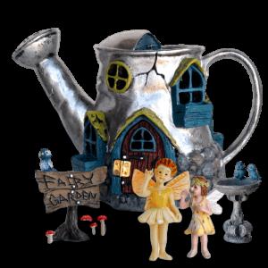 Silver Spring Fairy Garden Kit