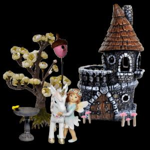 Far Far Away Fairy Garden Kit