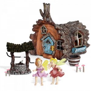 Pixie Nixie Fairy Garden Kit
