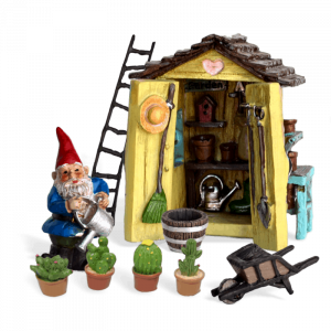 The Pottering Gnome Garden Kit