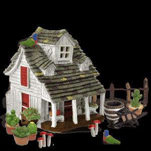 Dainty Meadow Fairy Garden Kit