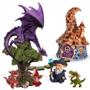 Ophidian Forest Dragon Garden Kit