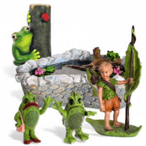 Swirling Swamp Fairy Garden Kit