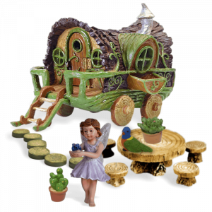 Viola's Adventure Fairy Garden Kit