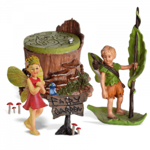 Woodland Whispers Fairy Garden Kit