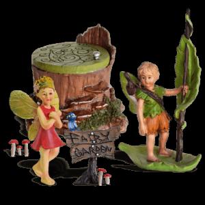Woodland Whispers Fairy Garden Kit