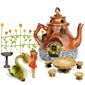 Tilly's Teapot Fairy Garden Kit
