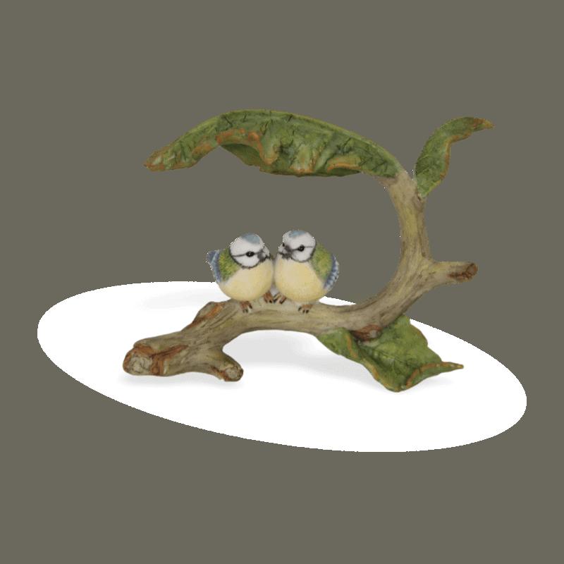 Birds Under Leaf copy