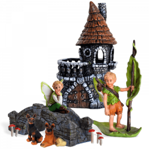 Malew Bridge Fairy Garden Kit