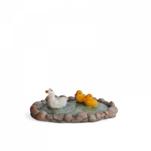 Mini Pond & Ducks