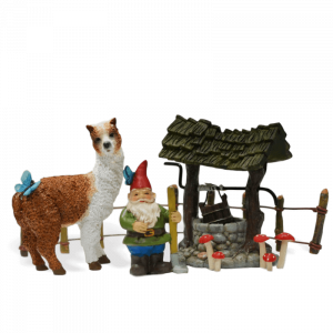 The Farmers Llama Enchanted Garden Kit