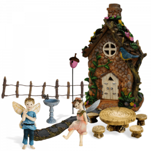 Honey Hamlet Fairy Garden Kit
