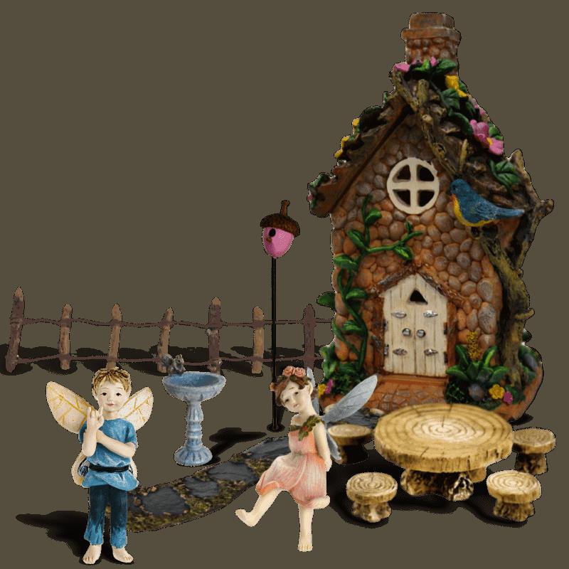 Honey Hamlet Fairy Garden Kit