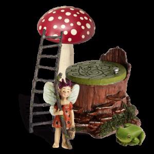 Ladybug Loop Fairy Garden Kit
