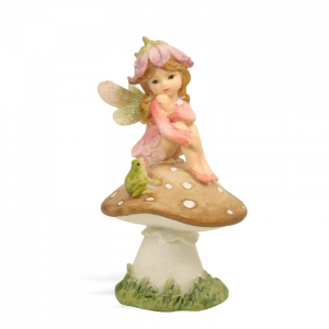 Garden Fairy with Pollywog