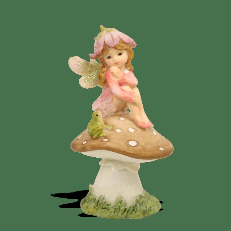 Garden Fairy with Pollywog