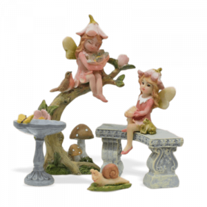 Graceful Grove Fairy Garden Kit