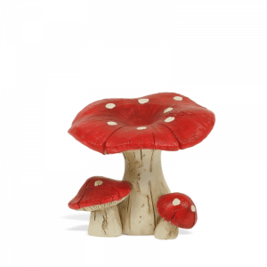 Red Mushroom – Flat