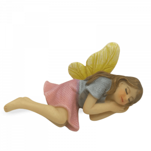 Sleeping Fairy – Yellow Wings