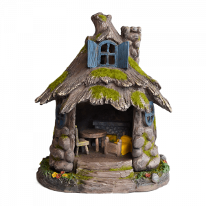 Greenwood Fairy House – Solar