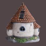 Juniper Junction Solar Fairy house
